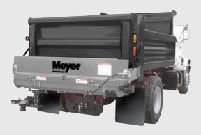 Meyer Salt Spreader