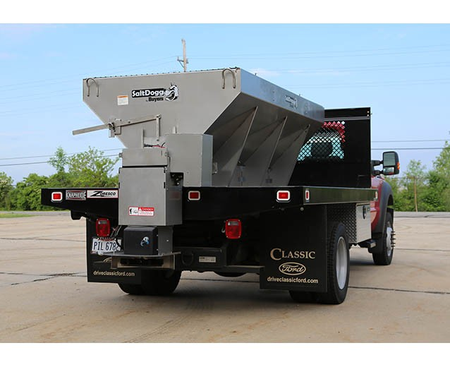 1400455SS Salt Dogg Salt Spreader