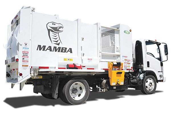 mamba 600px - Garbage & Refuse Trucks