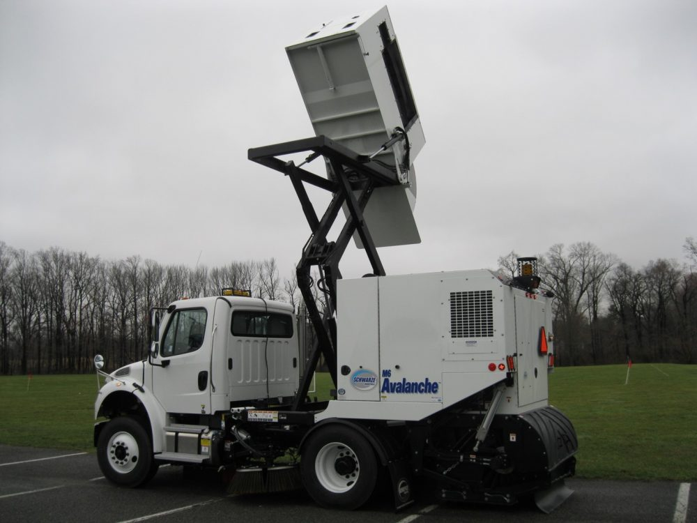 Schwarze M6 Avalanche 1 - Sweepers