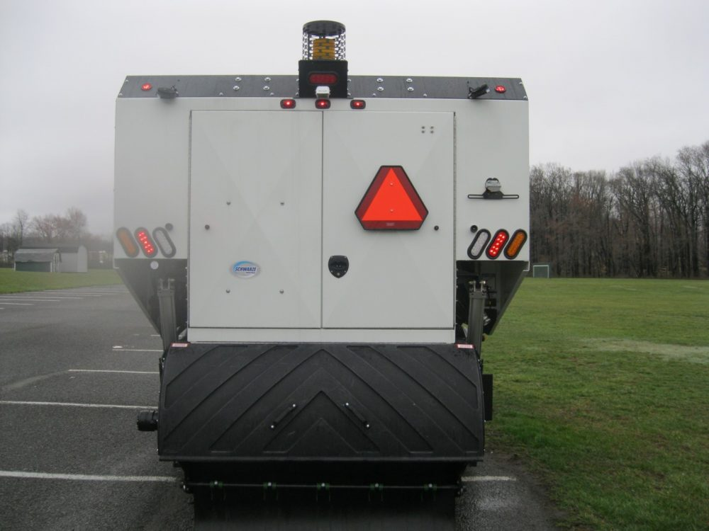 Schwarze M6 Avalanche 3 - Sweepers