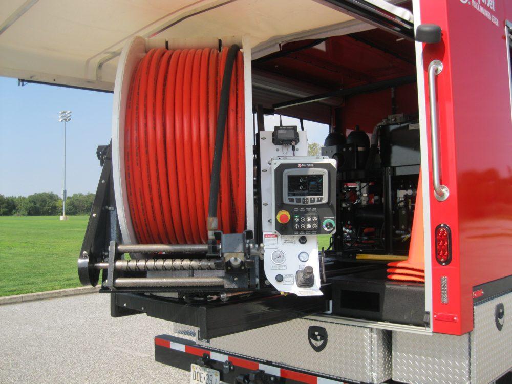 SuperJet 8 - Sewage & Water