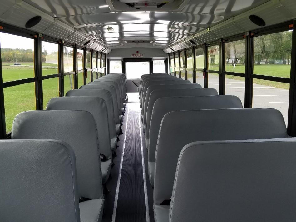 Thomas Bus 7 - Thomas Built Buses