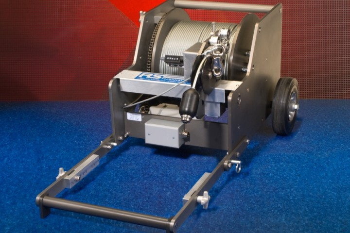 compact portable reel 720x480 - Sewer & Water
