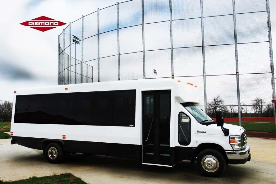 wrap 1 - Commercial Buses - Diamond Coach