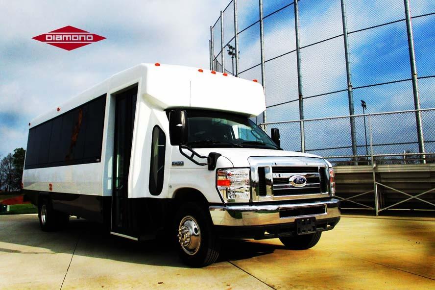 wrap 2 - Commercial Buses - Diamond Coach