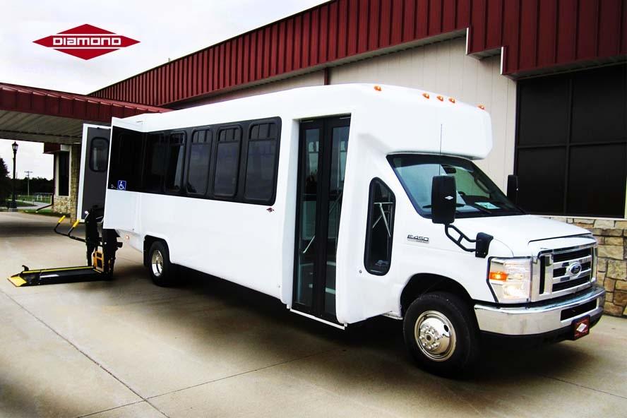 wrap 4 - Commercial Buses - Diamond Coach