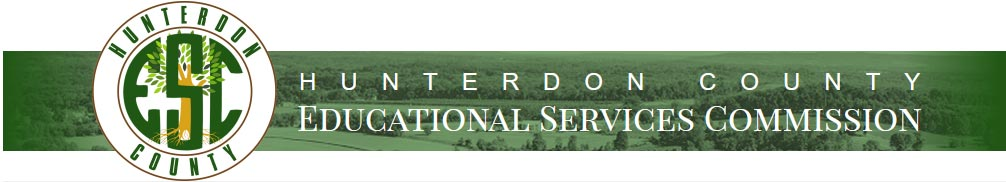 Hunterdon County Educational Services Commission emblem-logo