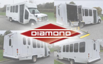 No Bid Required – Available for Immediate Delivery – Diamond Coach