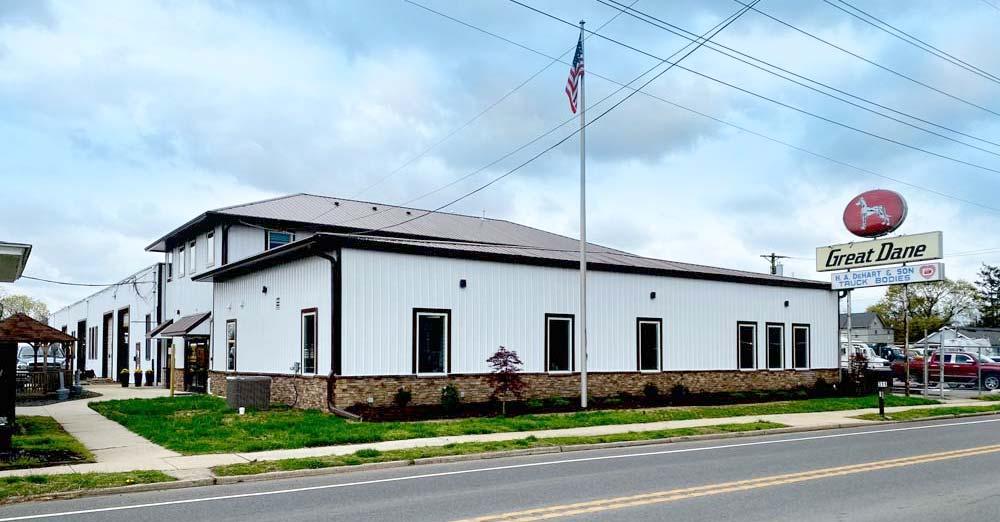 Headquarters of H.A. DeHart